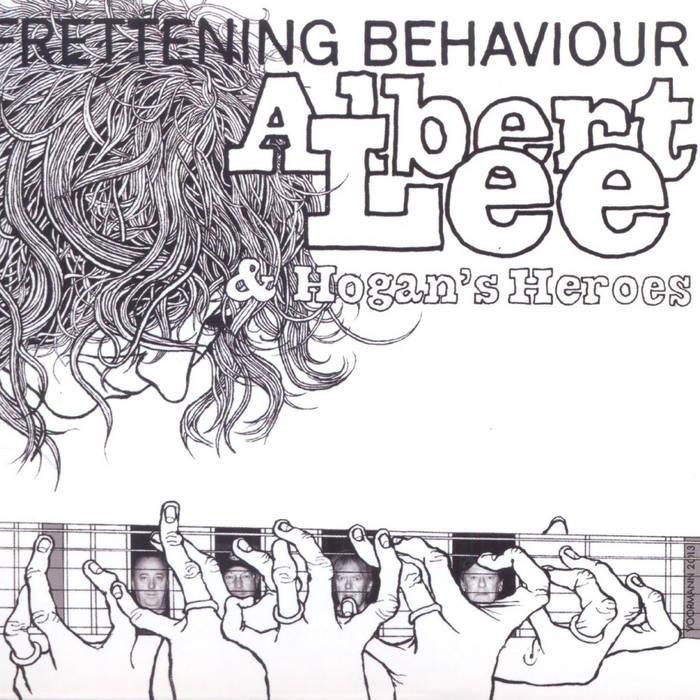 Frettening Behaviour cover art