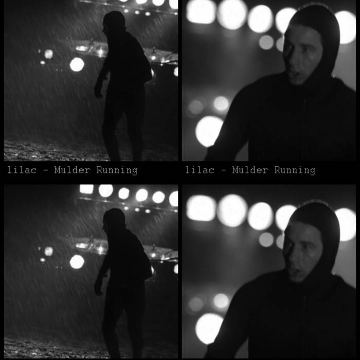 Mulder Running cover art