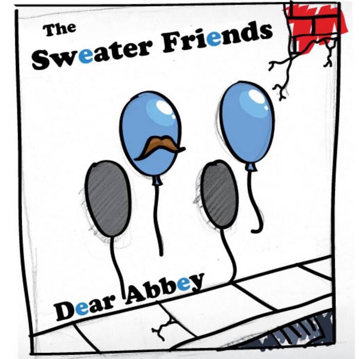 Dear Abbey EP cover art