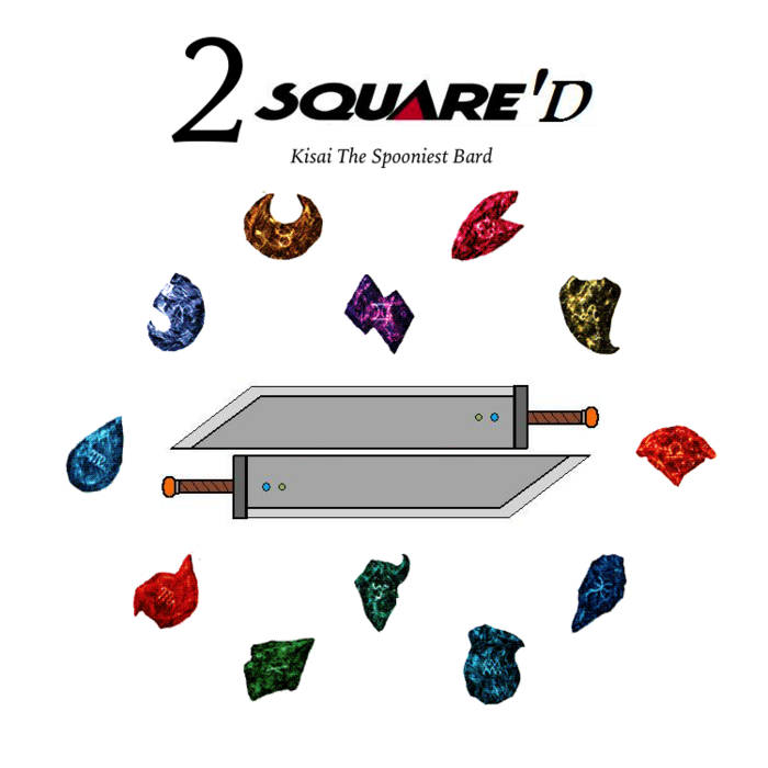 2Square'd cover art
