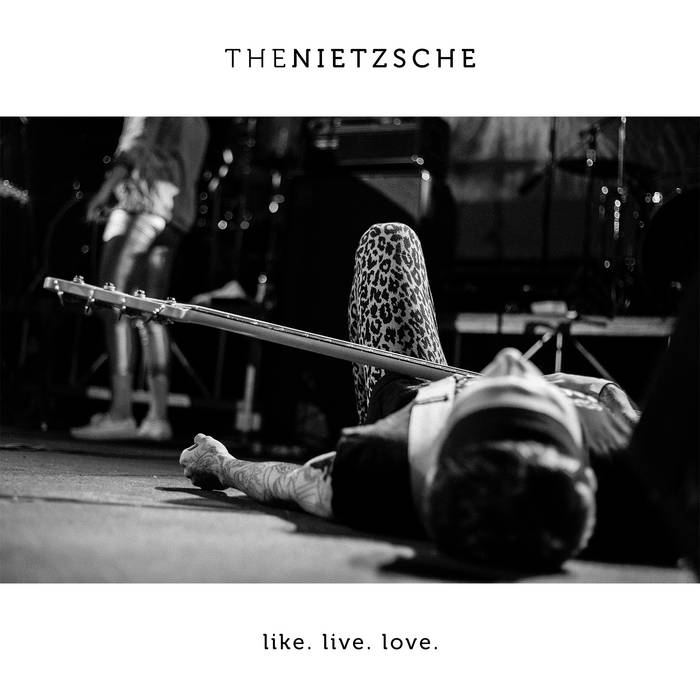 Like. Live. Love. cover art