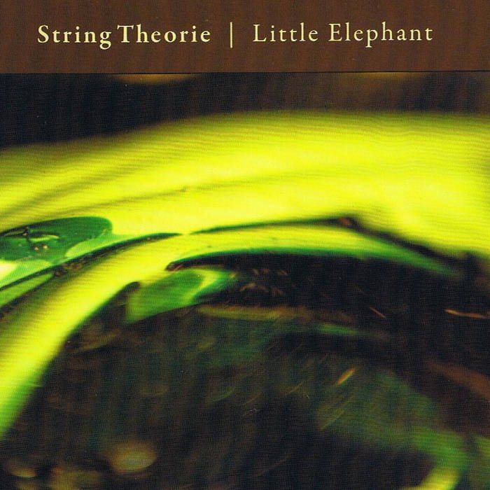 Little Elephant cover art