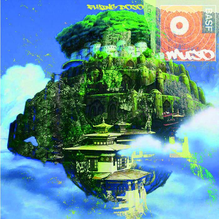 FLYING DOJO CASSETTE cover art