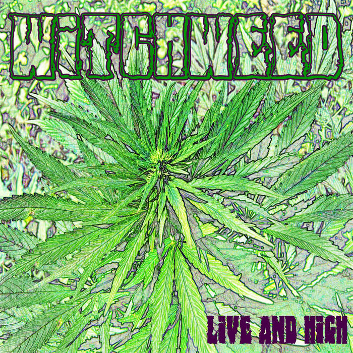 Live and High cover art