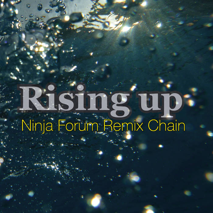 Rising up cover art