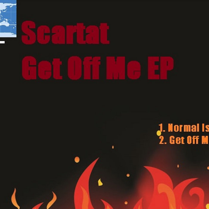 Scartat - Get Off Me EP cover art