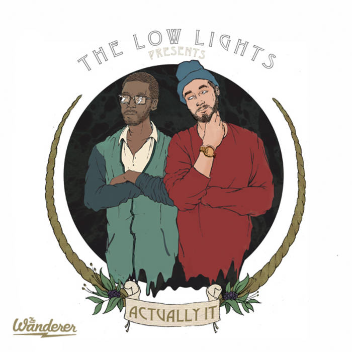 The Lowlights Presents Actually It cover art