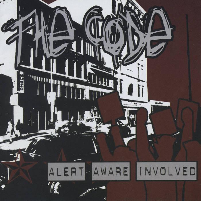 Alert Aware Involved (AF017) cover art