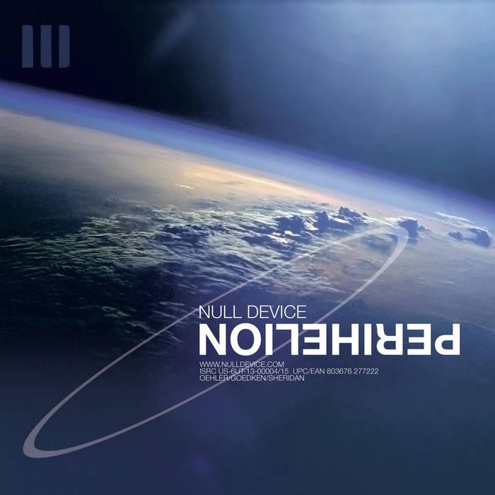Perihelion cover art