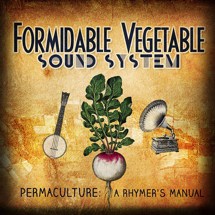 Permaculture: A Rhymer's Manual cover art