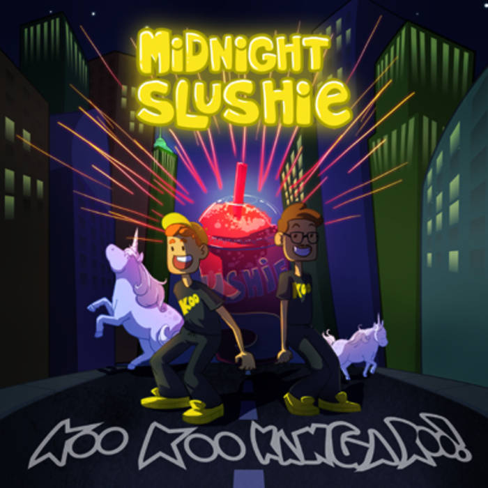 Midnight Slushie cover art