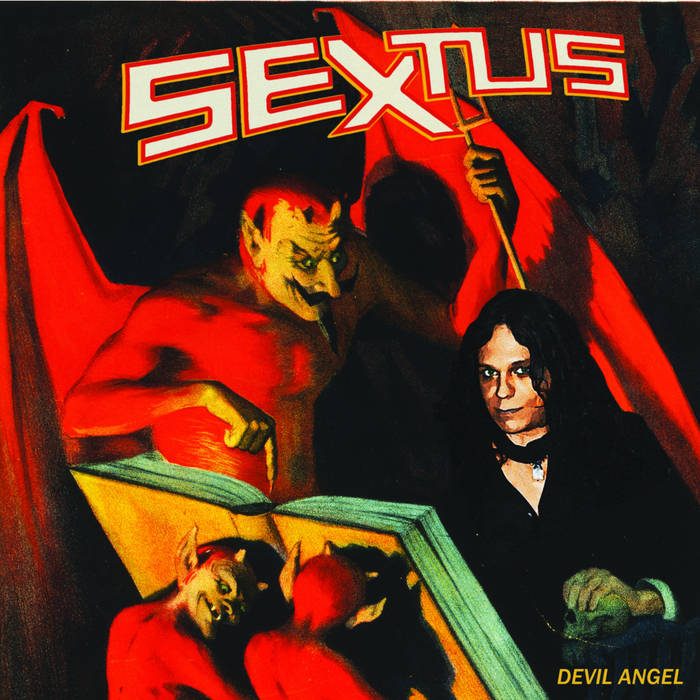 Devil Angel cover art