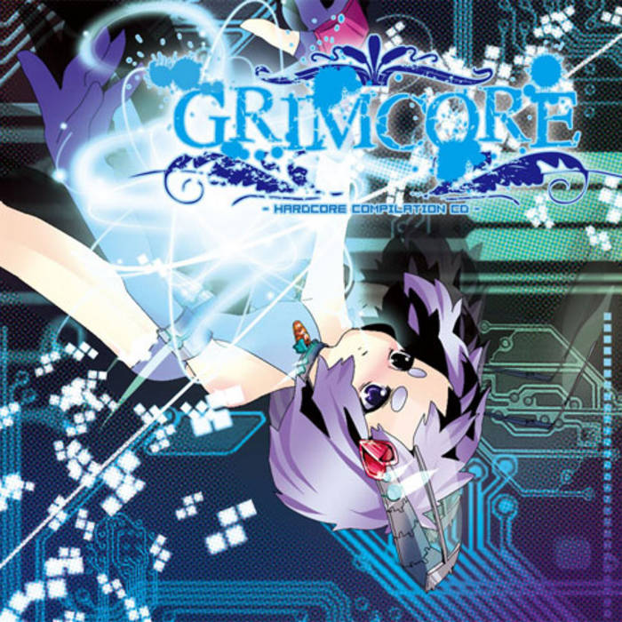 "KMNR-0006 ""GRIMCORE"" cover art"