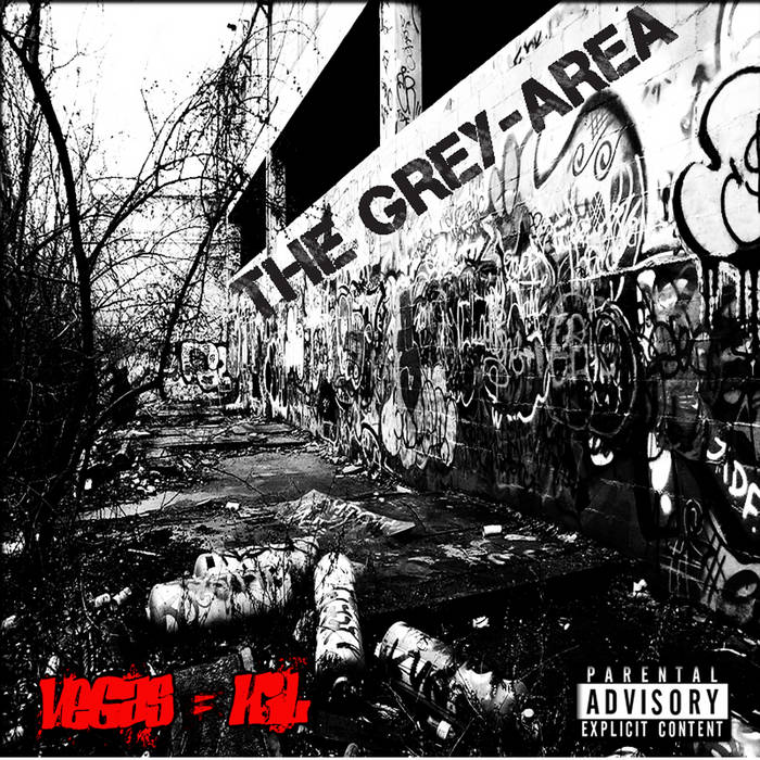 THE GREY-AREA cover art