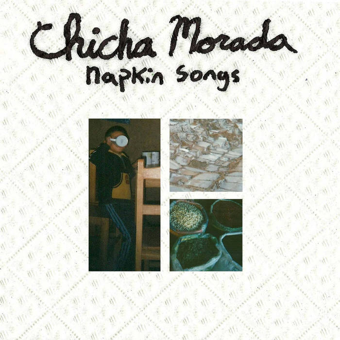 Chicha Morada Napkin Songs cover art