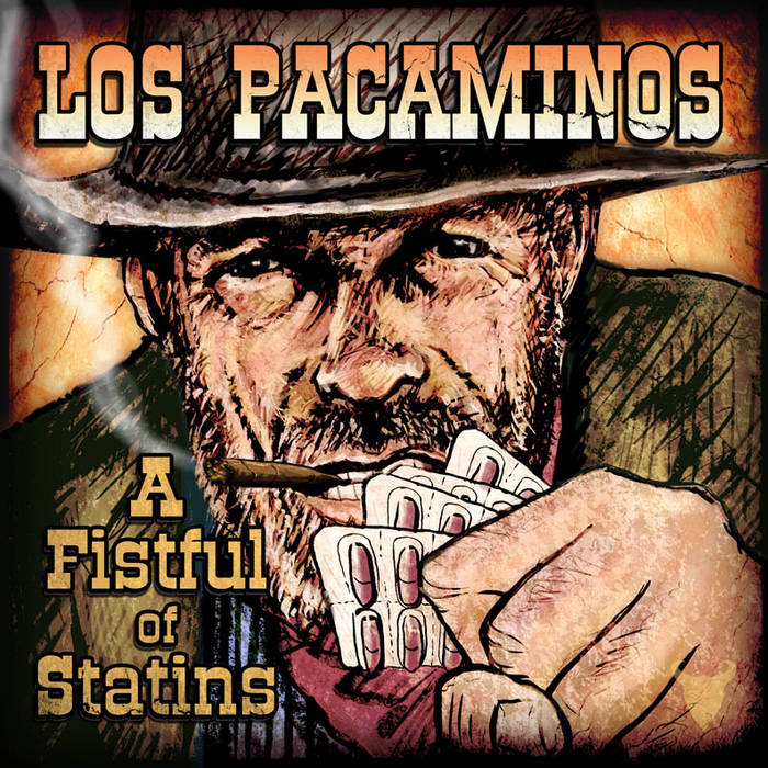 A Fistful Of Statins cover art