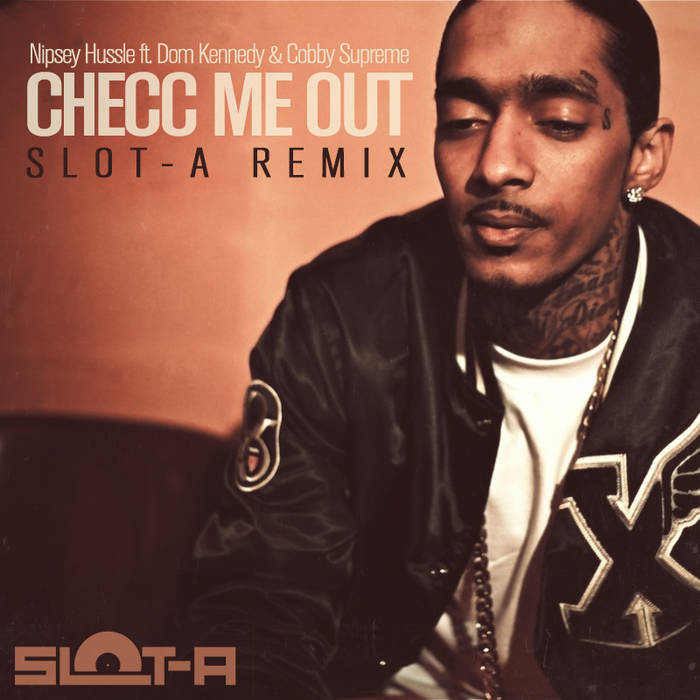 Checc Me Out (Slot-A Remix) Maxi Single cover art