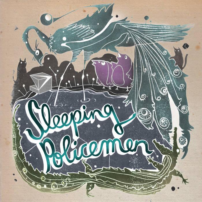 Sleeping Policemen - ePop028 cover art