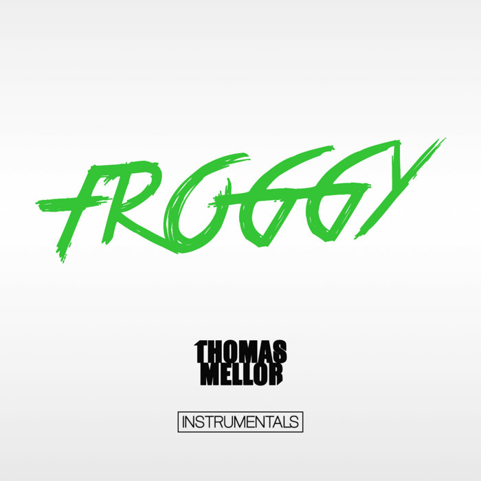 Froggy EP (Instrumentals) cover art