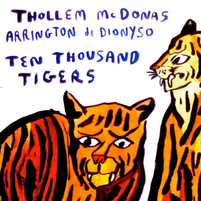Ten Thousand Tigers cover art