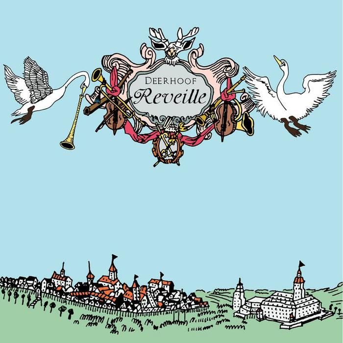 Reveille cover art