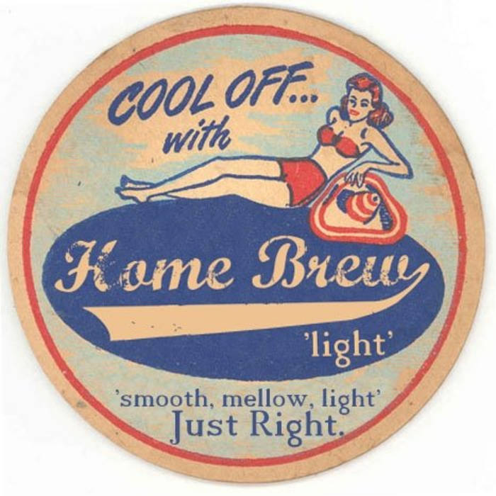 Home Brew Light cover art