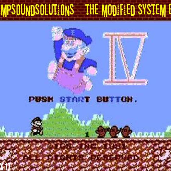 the modified system ep cover art
