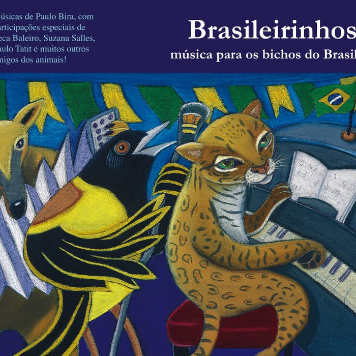Brasileirinhos cover art