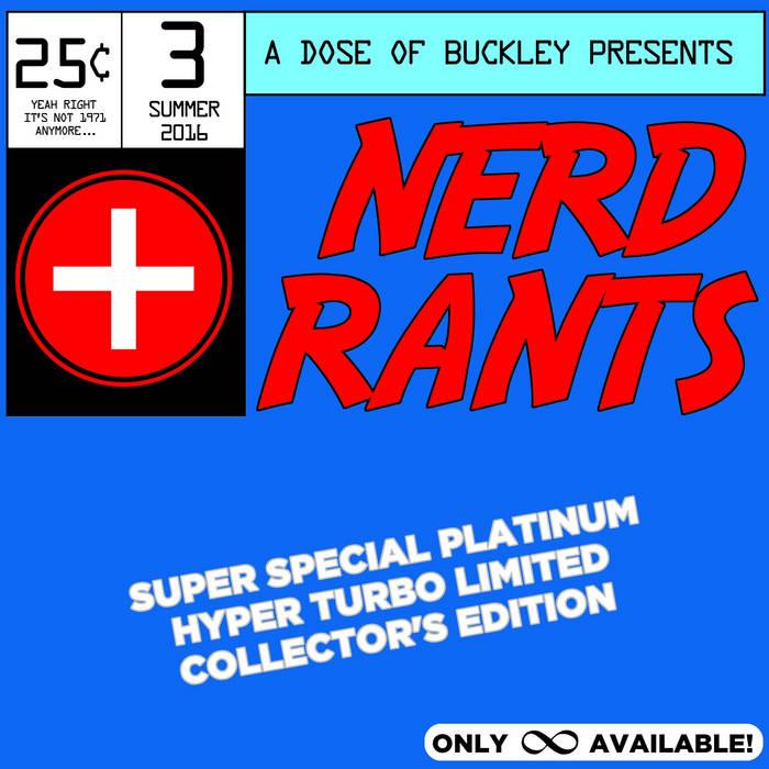 Nerd Rants: Series 3 cover art