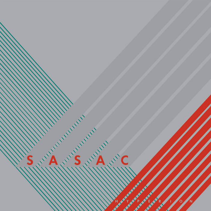SASAC - HYPERION cover art