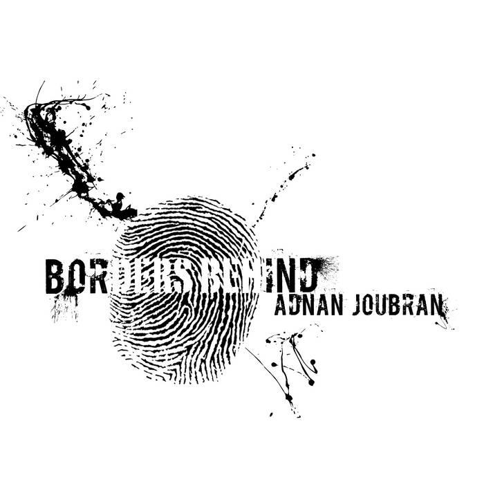 BORDERS BEHIND - Digital cover art