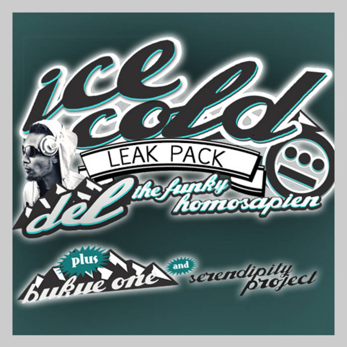 The Ice Cold - Leak Pack cover art