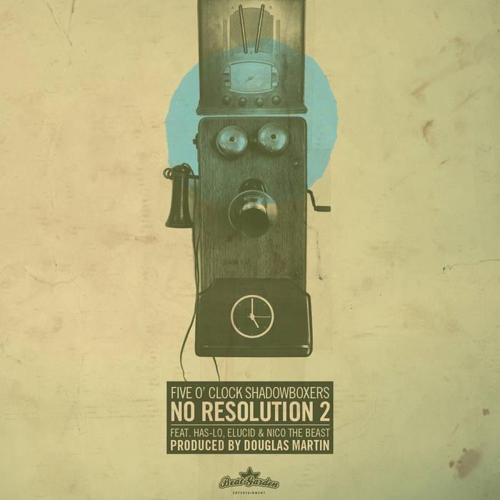 No Resolution 2 (single) cover art