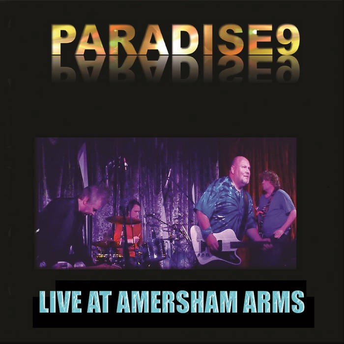 Live at The Amersham Arms SheepDog Bash cover art