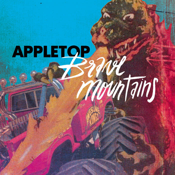 Brave Mountains cover art