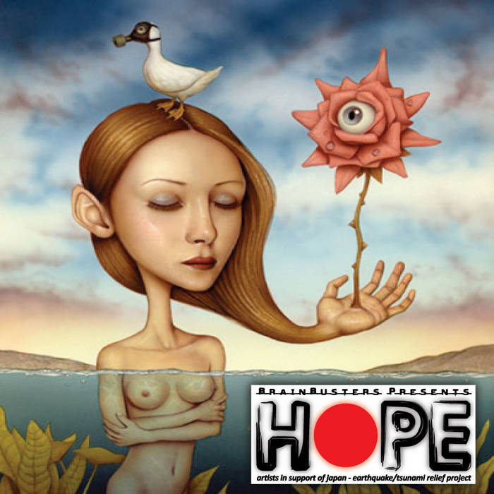 Hope Volume 2: Discodelic cover art