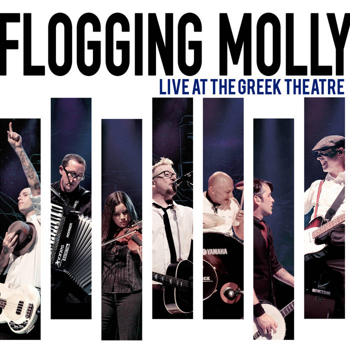 Live At The Greek Theatre cover art
