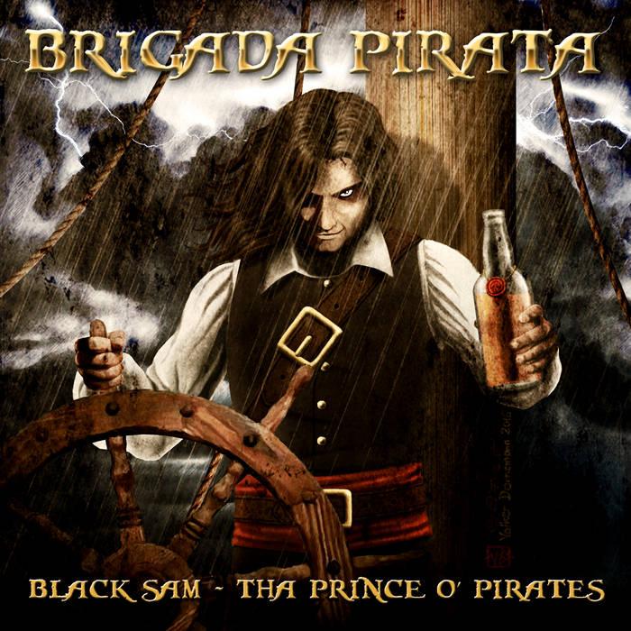 Black Sam, tha Prince o' Pirates cover art