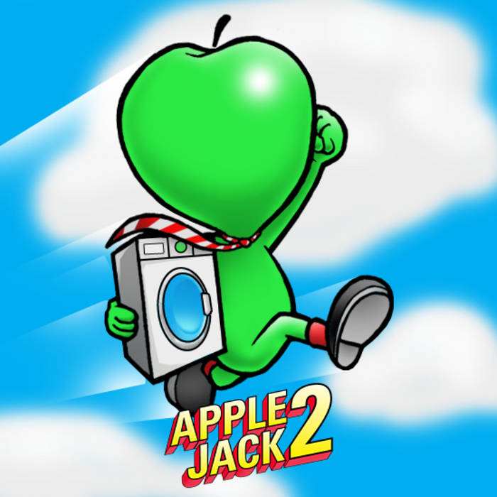 Apple Jack 2, OST cover art