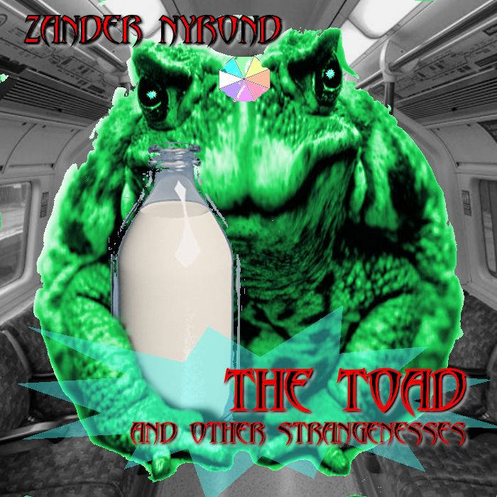 The Toad and other Strangenesses cover art