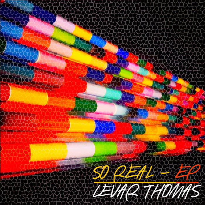So Real - EP cover art