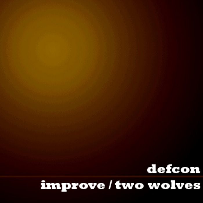 Improve / Two Wolves cover art