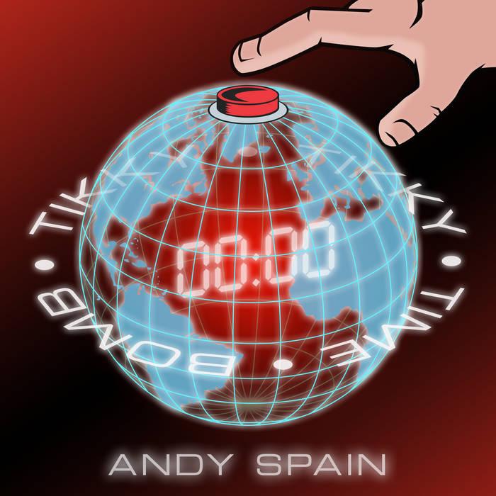 Tikky Tikky Time Bomb cover art
