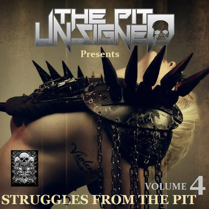 Struggles From The Pit Volume 4 cover art
