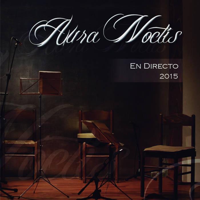 Live 2015 - En Directo 2015 - CD cover art