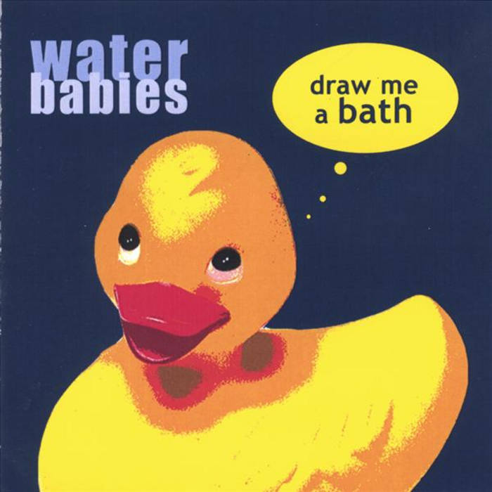 Draw Me a Bath cover art
