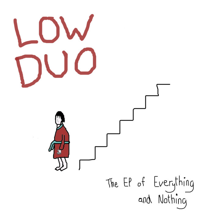 The EP of Everything and Nothing cover art