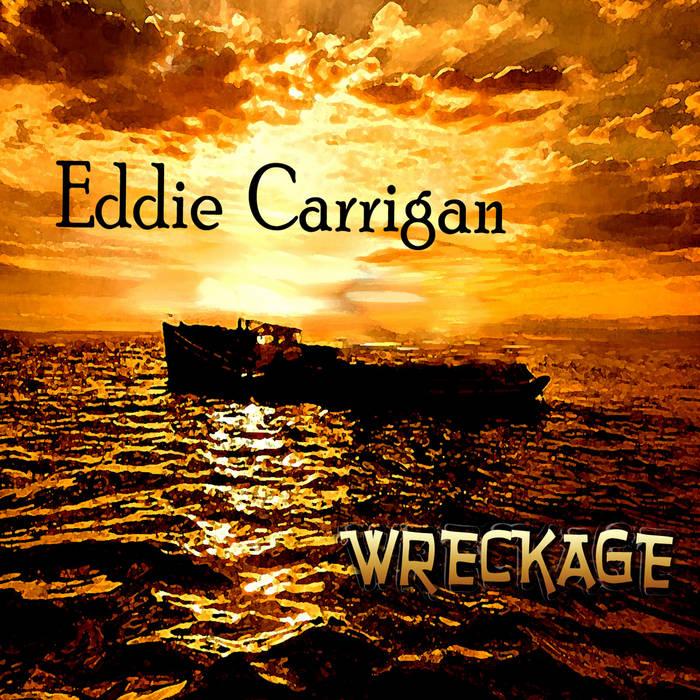 Wreckage cover art