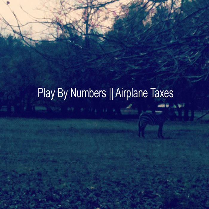 Airplane Taxes (single) cover art