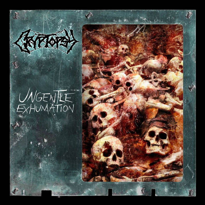 Ungentle Exhumation cover art